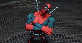 Уточнена дата выхода игры Deadpool