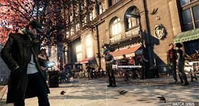 Экшен Watch Dogs поступит в продажу 22-го ноября