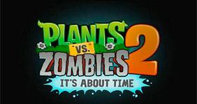 Plants vs. Zombies: It's About Time выйдет в июле 2013-го года