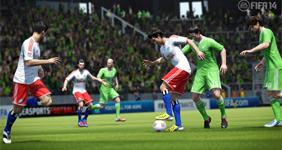 Известна дата выхода футбольного симулятора FIFA 14