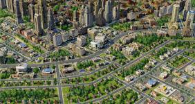 На Mac Os X игра SimCity появится в августе