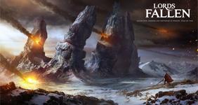 Известно имя главного героя игры Lord of the Fallen