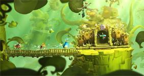Официально анонсирована PC-версия игры Rayman Legends