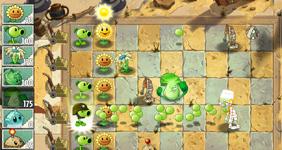 Анонсировано первое крупное дополнение к игре Plants vs. Zombies 2