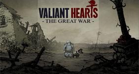 Анонсирована игра Valiant Hearts: The Great War