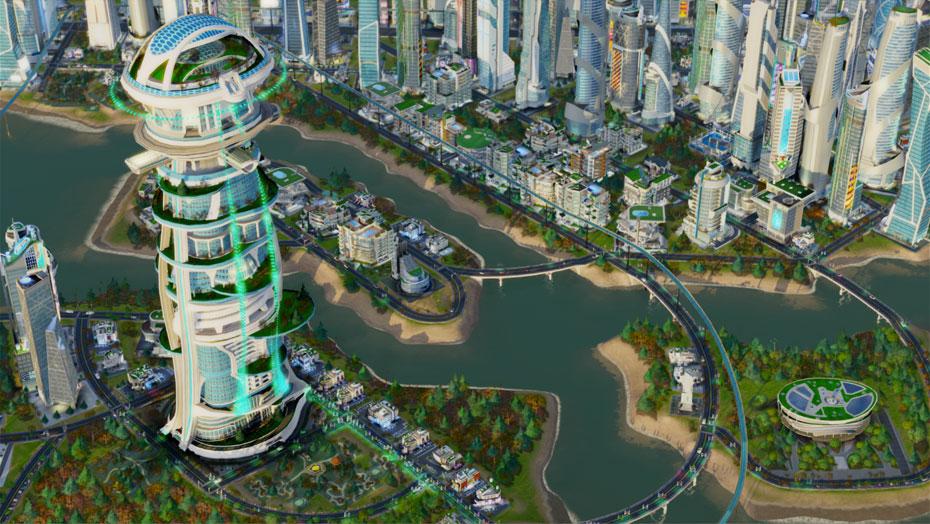 Издатель анонсировал новое дополнение к игре SimCity