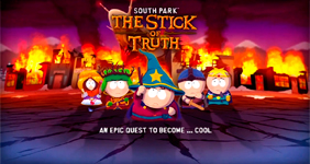 South Park: The Stick of Truth снова перенесена – теперь уже до марта 2014-го
