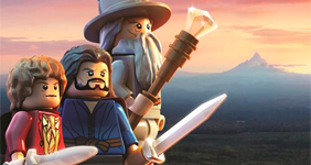 LEGO: The Hobbit выйдет весной 2014 года