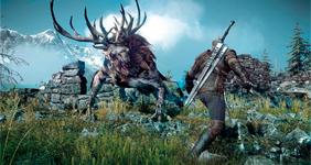 Третья часть The Witcher снизит планку сложности
