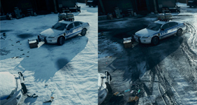 Детали движка Snowdrop, на котором разрабатывается The Division