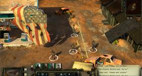 Началось бета тестирование олдскульной RPG Wasteland 2. Игра появилась в Steam Early Access