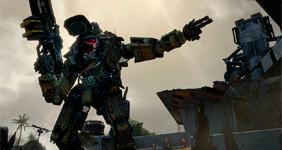Снайперская механика в Titanfall, новые титаны