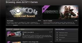 Новая особенность Steam – пользовательские тэги