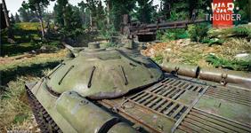 Выпущено обновление 1.39 для игры War Thunder