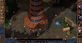 Игра Baldur's Gate выпущена на Android