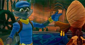 Известна дата релиза Sly Cooper: Thieves in Time в Европе