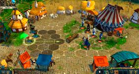 Создатели официально представители игру King's Bounty: Темная Сторона